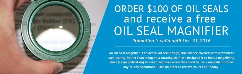 oil seal offer