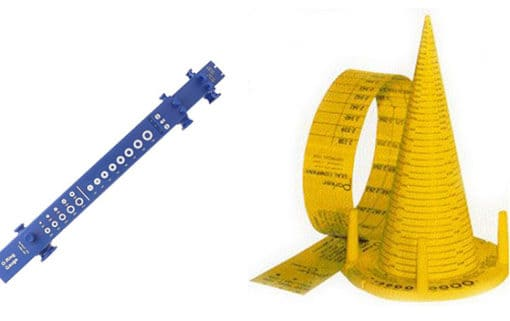 o-ring measurement tools