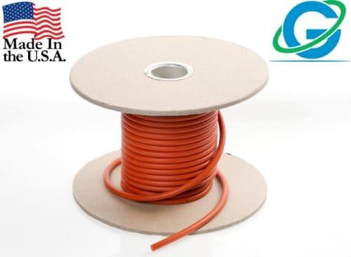 O-Ring Cord - Silicone 40 Duro
