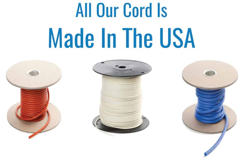 O-Ring Cord Stock Viton .125 1//8 Actual FKM